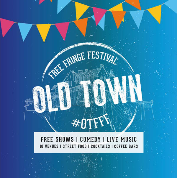 Old Town Free Fringe Festival - STAY Central Hotel, Edinburgh